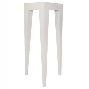 Live Simple | White Plinths for events & weddings
