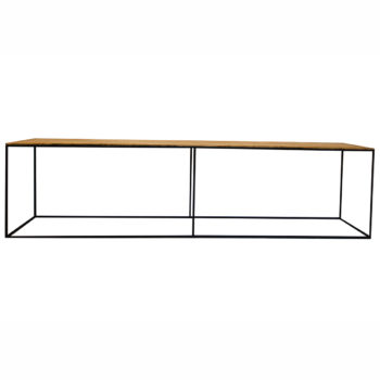 Live Simple | The Thin Steel Bench