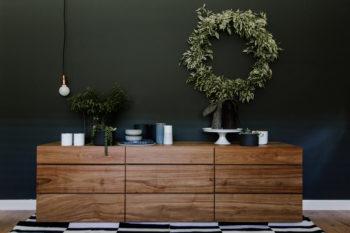 Live Simple | Kiaat Cabinet (9 drawers)