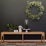 Live Simple | Oak Bench