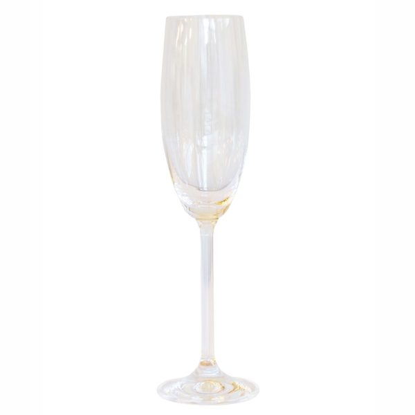 Live Simple | Flute Champagne Glass